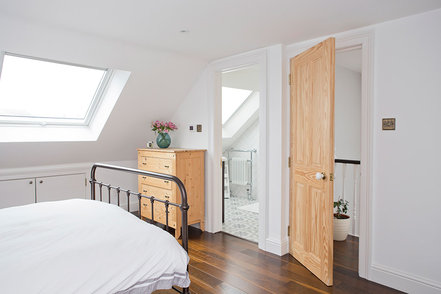 Planning your loft conversion