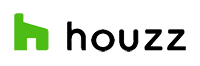 Houzz logo footer